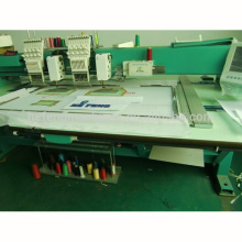 2 Heads Chenille / Chain-stitch Industry Embroidery Machine