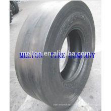 9.00-20 pneu Rollar à motif lisse + tube + bride