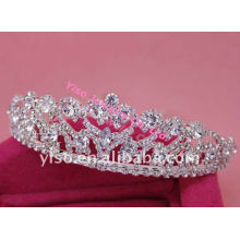 fashion crystal pageant crown