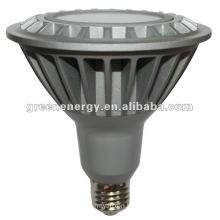 High power E27 16W Dimmable LED PAR38 light, Spot PAR Lamp