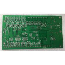 New Fashion Design for Black Prototype PCB 2 layer FR4 Green HAL PCB supply to Japan Supplier