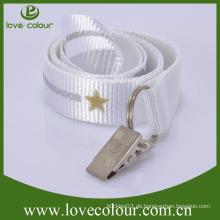 Custom Silk Bildschirm Lanyards für Merchandising Promotion