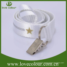 Custom Silk screen lanyards for merchandising promotion