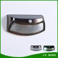 Nouveau Smile Solaire PIR Motion Sensor Mur Lumière Facile Installer Décoratif Extérieur Dim Lumière De Jardin Solaire