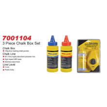 3 Piece Chalk Box Set ---7001104