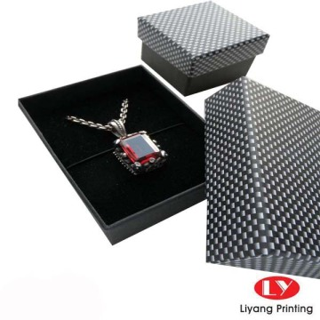 Customized design jewelry packaging paper box