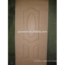 Nova casa durável moldado hdf porta interior da pele
