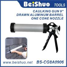 Handy Caulking Gun with Pressure Injection