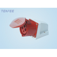 3P+E wall mounted socket 16A/32A IP44