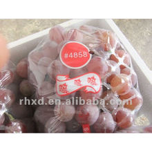 dulce exportación de uva gigante roja