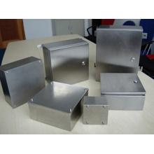Boîte de clôture en aluminium de demande élevée de prix concurrentiel à vendre