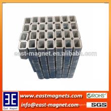 Super Strong Custom Size NdFeB Neodymium Magnet/custom hollow out shape neodymium magnet