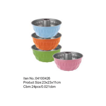 D23cm non-stick coating bundt pan