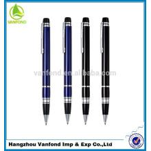 Luxus hochwertige Werbeartikel Metall Stift, Werbung Metall Kugelschreiber