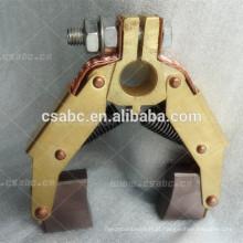 suporte de escova de carbono para motor de arranque de vento