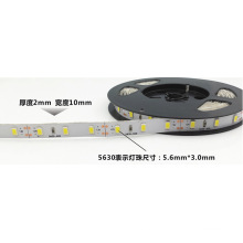High Quality RGB Waterproof Colorful 5630 Super Bright SMD 60LEDs 5 Meters a Roll 2 Years Warranty Flexible LED Strip Lights