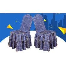 Copertura della sedia poliestere doppio ponte hotel