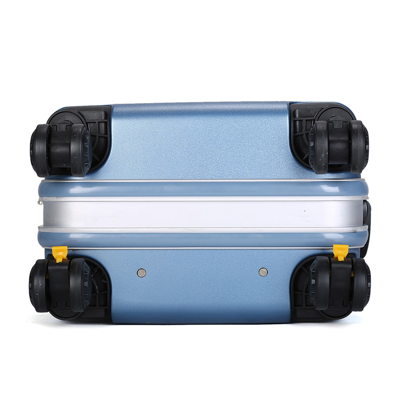 ABS plastic travel suitcase luggage7