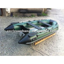 Military inflatable boat 330 with CE
