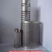Ss Perforated Mesh Welding Tube