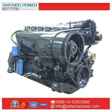 Natürlich Einlass Niedrige Verschmutzung 60kw / 2150rpm Diesel Motor