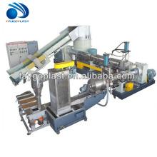 Hohe Qualität Wasser-Ring-Kunststoff-Pellet-Mühle, die Maschine 5 Tonnen pro Stunde