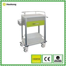 Mobília hospitalar para carrinho de tratamento médico (HK805B)