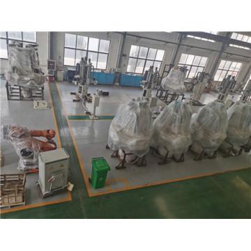 Factory Shell делает робот для литья по выплавляемым моделям