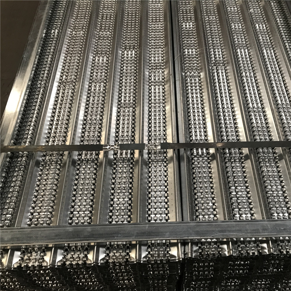 High Rib Lath Galvanized Formwork for Construction