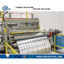 Hot Sale Industrial Auto Cold Rolled Steel Slitting Line With Car And Recoiler Rewinder