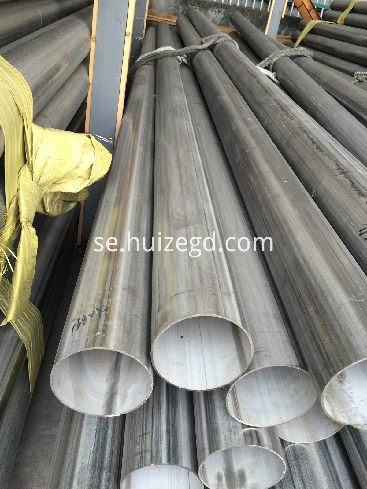 SS SMLS PIPE ASTM A312 TP316