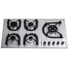 Estufa a gas de cinco quemadores (SZ-JH1045)