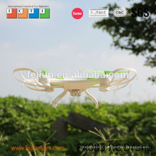 2014 nouveau passe-temps jouet 2.4 G 4CH ABS 6 axes 3D magique rc aérienne drone à vendre