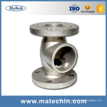 Foundry Custom Good Quality Stainless Steel Valve Body Casting