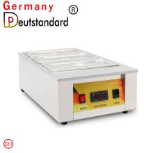 Venda quente de chocolate máquina de têmpera de fusão