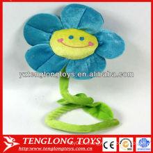 Подсолнух плюшевый игрушечный плюшевый подсолнух