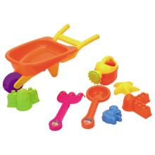 Открытый летний Игровой набор 8шт Пластиковые песчаный пляж игрушки (10226027)