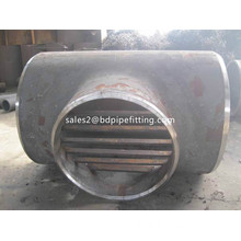 Low Carbon Steel A420 Wpl6 Sch80 Equal Tee