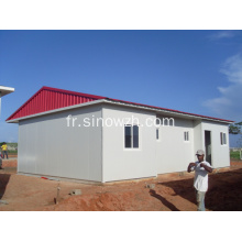 Sandwich Panel Labor Living House