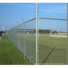 Galvanized Fence Mesh