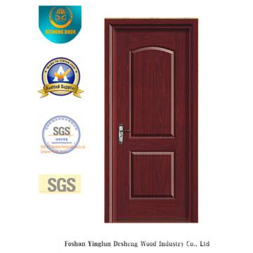 Einfaches Design wasserdicht MDF Tür für Zimmer (Xcl-001)
