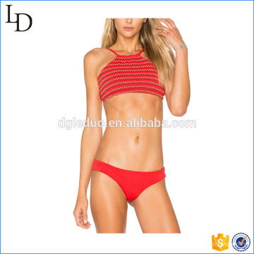 Sujetador y bikinis de color fresco bikini bañador micro bikini maduro