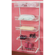 Wall Mounted Organizing Rack (LJ1012)