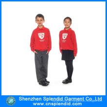Kundenspezifisches Design Ihr eigenes Logo Chinesische Grundschule Uniform