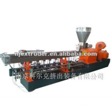 PP/PE filling compounding plastic pelletizing extruder