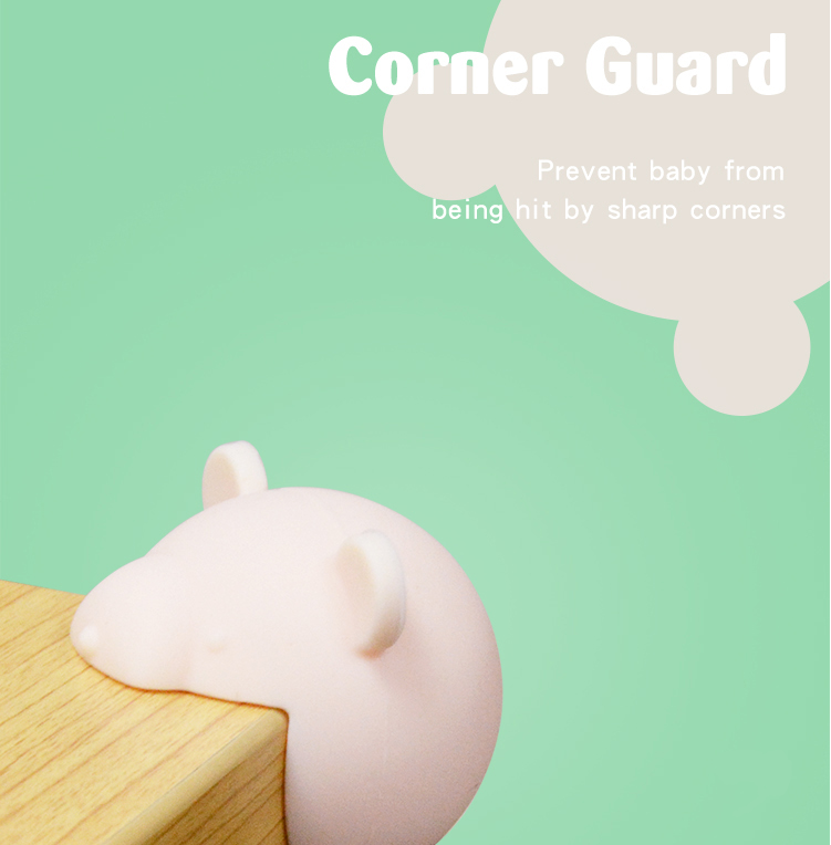 silicone table corner protector