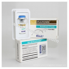Botulinum a Toxin 100iu Gurantee Quality with Competitive Price