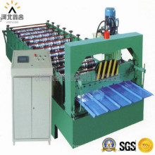 Galvanized Steel Roofing Roll Form Machine