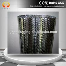 Rollo de plástico de la burbuja de aire de la hoja de aluminio de China