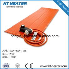 Calentador de silicona